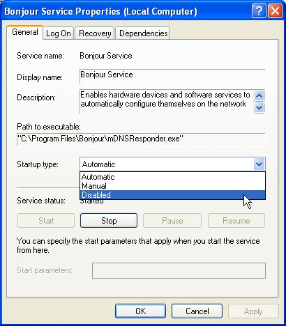 system configuration utility services